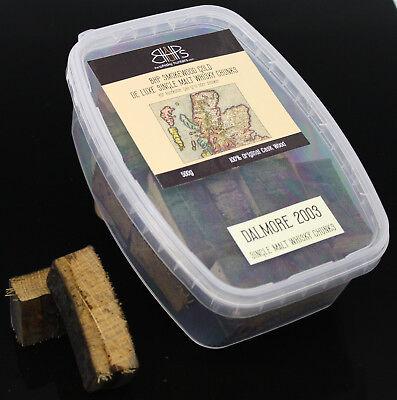 BHP Smokewood Gold Chunks - Dalmore 2003, Whisky Chunks 500g