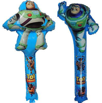 TOY STORY BUZZ LIGHTYEAR AIR FILL BALLOON BIRTHDAY PARTY LOLLY BAG FILLER GIFT](Balloon Buzz Lightyear)