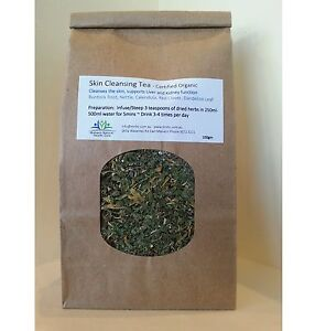 Naturopathic-Blend-Organic-Herbal-Medicine-Skin-Cleansing-Tea-100gm