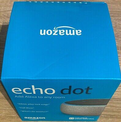 Amazon Echo Dot 3rd Generation - Smart Speaker with Alexa - Heather...