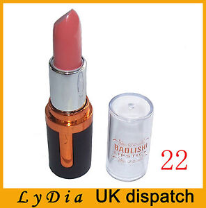 Brand New Lasting Shine Finish LIPSTICK Red/Pink/Orange/Nude choose your shade N