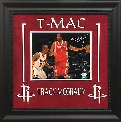 ea4ffbd4433 Basketball-NBA - Tracy Mcgrady Signed - Trainers4Me