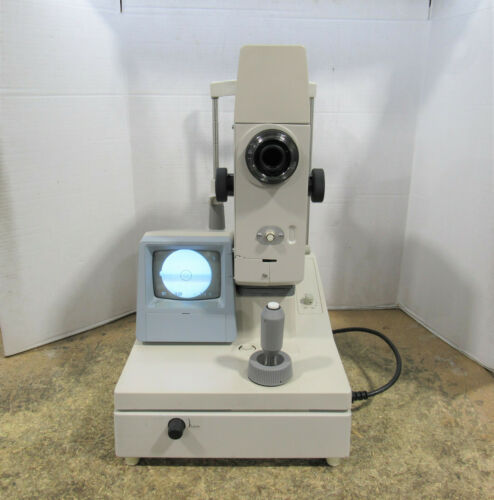 Canon CR-DGi Non-Mydriatic Fundus Retinal Optometry Camera - Tested & Working