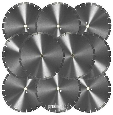 12 Diamond Blade 10 Pcs 4 Concrete Brick Block Paver Yellowstone Asphalt-best