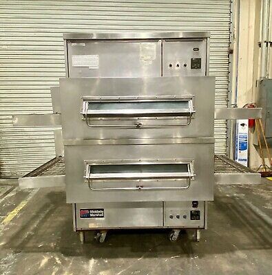 Middleby Marshall Ps360wb Double Stack Oven