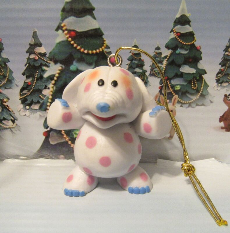 Rudolph The Red Nosed Reindeer Misfit Spoted Elephant Ornament