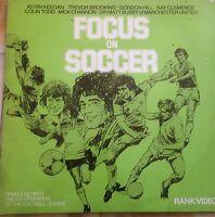 Focus On Soccer Laserdisc -  - ebay.it