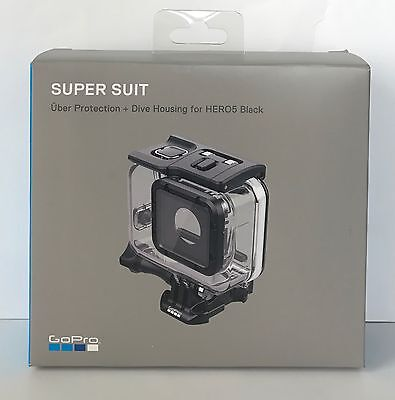 GoPro Super Suit Protection Housing for GoPro Hero 5 - AADIV-001 BRAND NEW!