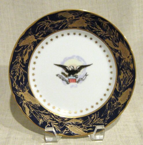 Woodmere Commemorative Plate for Luncheon Honoring The Spouses of the Governors