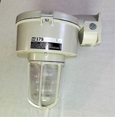 Crouse Hinds 175 W Industrial Explosion Proof Waterproof Indoor Outdoor Light