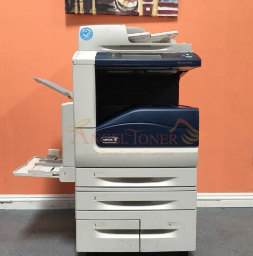 Xerox Workcentre 7855i Multifunction Color Laser Printer Scanner Copier 55 Ppm