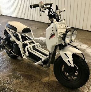 Honda Ruckus -Scooter -$2500.