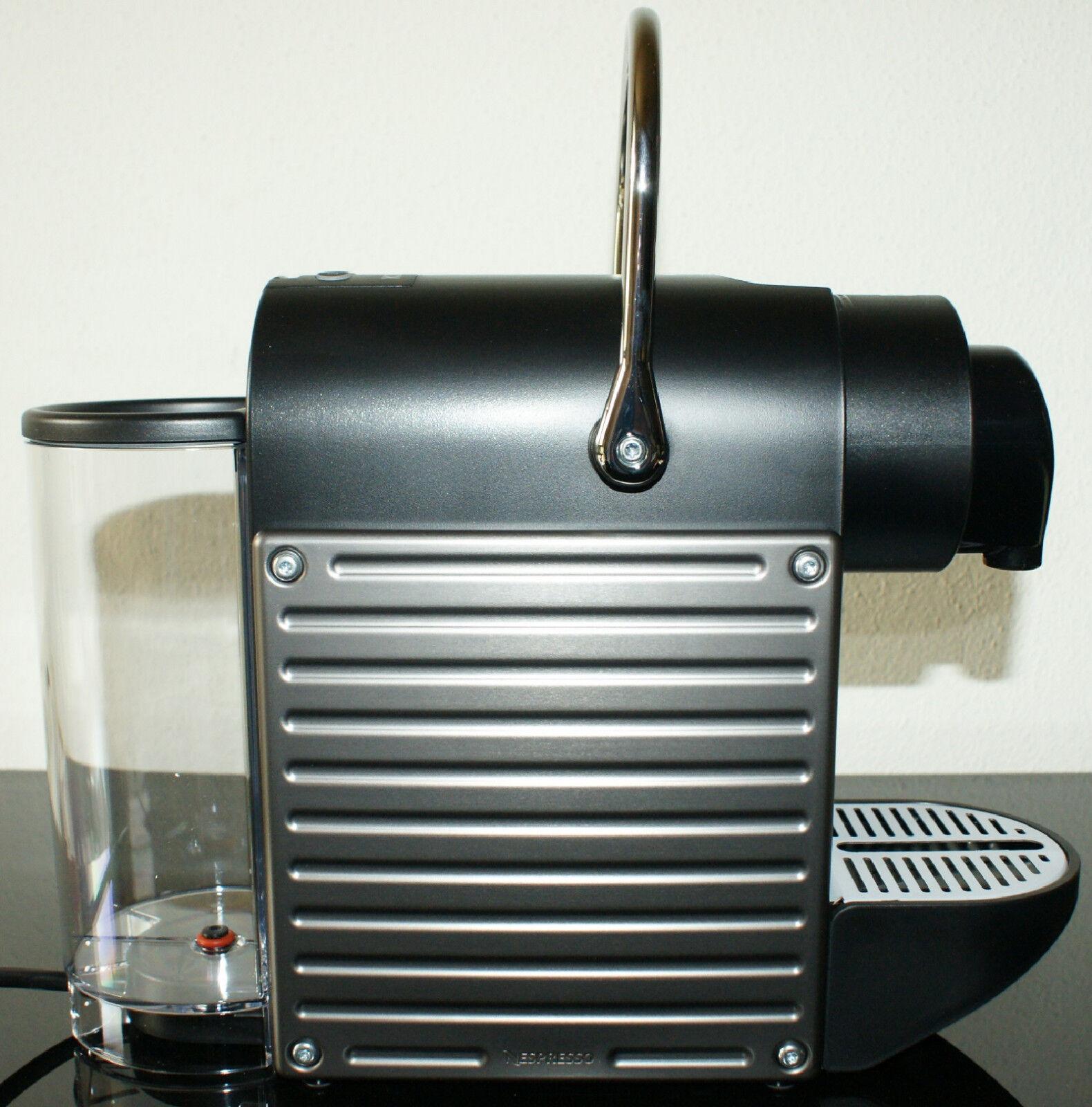 Nespresso PIXIE Krups Electric Titan XN3005 Espressomaschine Kapselmaschine Neu
