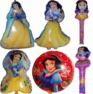 & SEVEN DWARFS BIRTHDAY PARTY SUPPLIES DECOR GIFT (Snow White Birthday Party Supplies)