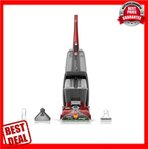 Power Scrub Deluxe Carpet Cleaner Machine, Upright Shampooer
