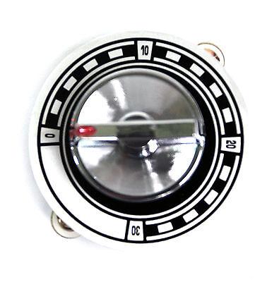 1pc 30 Minutes Mechanical Timer 63a 125250vac 68mm -1060 No Ring Taiwan
