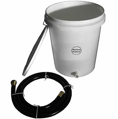 5 Gallon Gravity Water Supplyreserve Kit For Automatic Waterer Chicken Poultry