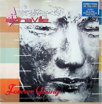 Alphaville ‎– Forever Young LP (NEW 180g Vinyl 2019 Remastered) Synth Pop...