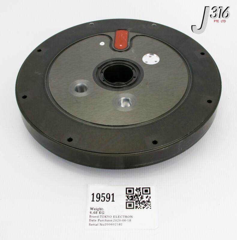 19591 Tokyo Electron Electrode Bottom 7x009aa-90013