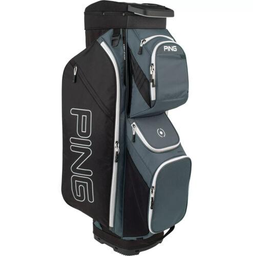 PING 2020 Traverse Cart Bag - Slate/ Black /White - Brand New Sealed