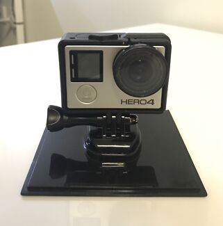 Wanted: gopro hero 4 silver (swap for hero session)
