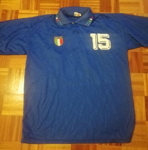 Match Worn Jersey ITALY ITALIA  Handball National team