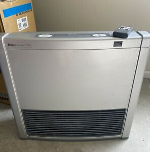 Rinnai avenger 25plus gas heater