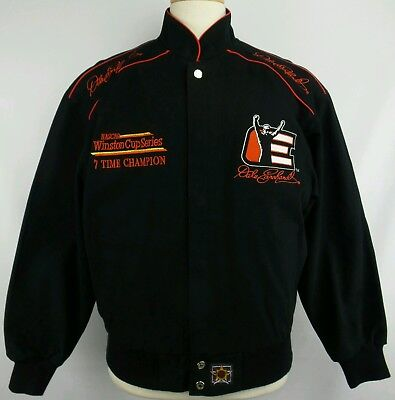 Sports Mem, Cards & Fan Shop New Fashion Dale Earnhardt Nascar #3 Competitors View Mens Large Windbreaker Jacket Lined For Fast Shipping Racing-nascar