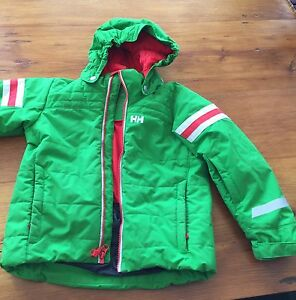 Helly Hansen Winter Coat size 7