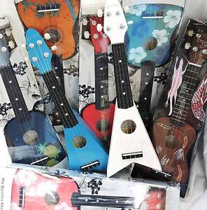 NEW!! UKES for Christmas From $25 - Beginners to Pro models Burwood Whitehorse Area Preview