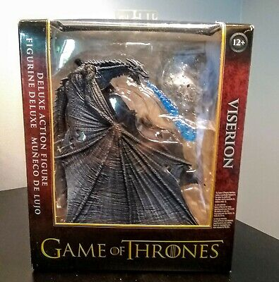 Game of Thrones Viserion Deluxe Action Figure Dragon by McFarlane Toys Brand New