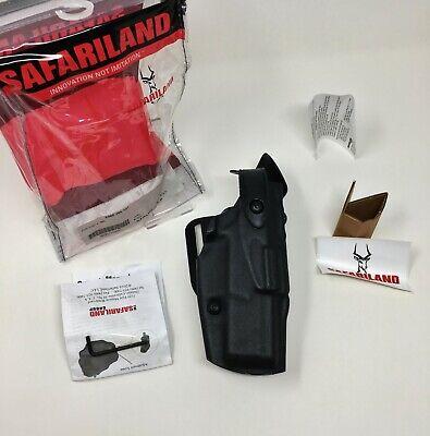 Safariland 6360 Alssls Level-3 Stx Black Duty Holster Fn Fnh Fns 940 - Rh