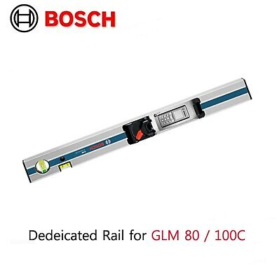 Bosch R 60 Dedeicated Rail For Glm 80100c Laser Distance And Angle Measurer