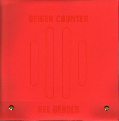 Geiger Counter   Bel Geddes   2000 Words   Works Import New 7 Inch Vinyl Record