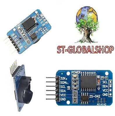 SCHEDA RTC DS3231 modulo real time clock con MEMORIA I2C arduino