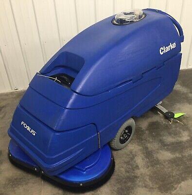 Clarke Focus S33 Automatic Floor Scrubber. Free Add-on Item