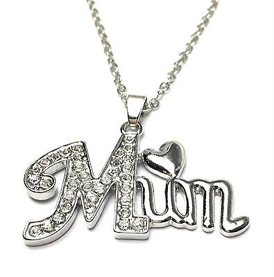 Mothers Day Present   Mum Necklace Pendant   New