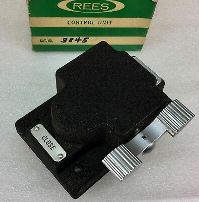 Rees 3845 Heavy-duty Open-close Rocker Switch 600vacdc 03845-000 New In Box