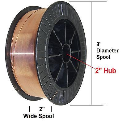 Mig Welding Wire Er70s-6 Mild Steel Mig 11 Ib .023 1 Roll 70s6 11ib Each Roll