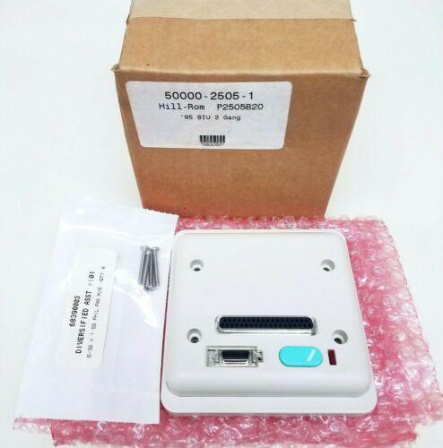 NEW in Box - Hill-Rom 95 BIU 2 Gang Nurse Call Bed Interface Unit P2505B20
