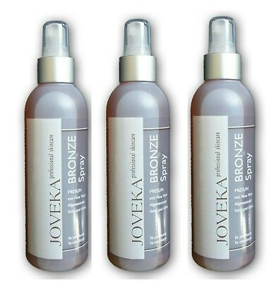 Joveka Bronze Spray/Solariumkosmetik 3x200ml