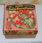 Bubble Blowing Elephant