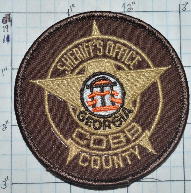 GEORGIA, COBB COUNTY SHERIFF