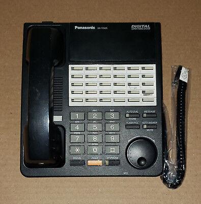 PANASONIC DIGITAL SUPER HYBRID KX-T7425B 24 BUTTON SPEAKER PHONE  (Digital Super Hybrid)