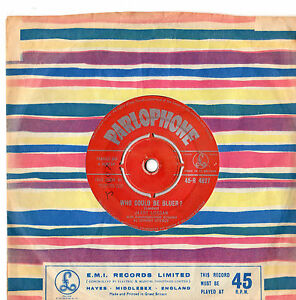 Jerry-Lordon-Who-Could-Be-Bluer-7-Single-1960