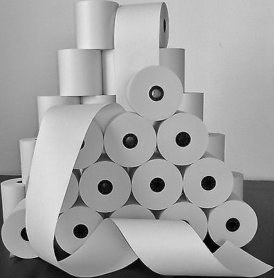 "3-1/8"" x 230' THERMAL PoS RECEIPT PAPER - 50 NEW ROLLS  ** FREE SHIPPING ** on Rummage"