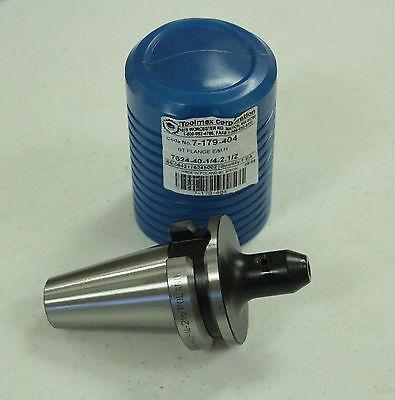 Toolmex Bt40 End Mill Holder 1 Id X 3.5 7-179-461