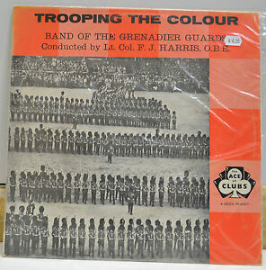 Band-Of-The-Grenadier-Gaurds-Conducted-By-Lt-Col-F-J-Harris-O-B-E-Trooping