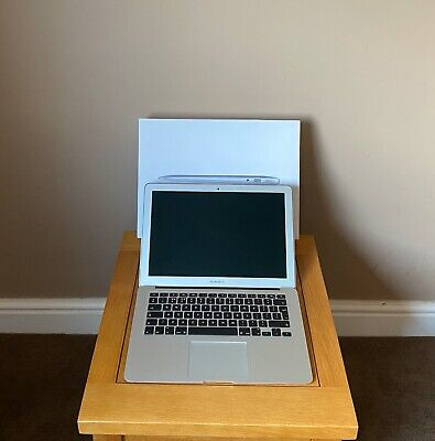 "Apple MacBook Air 13"" Core i5 1.6GHz, 4GB RAM, 256GB SSD Early 2015"