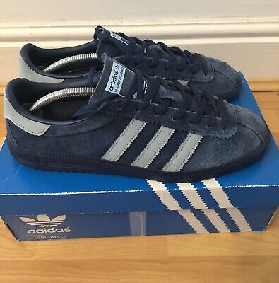 Adidas Bermuda Size 9 Blue Navy NOT Liverpool Dublin Manchester Deadstock